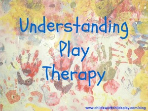 Understand Play Therapy