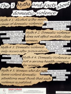 5 myths about domestic violence in society