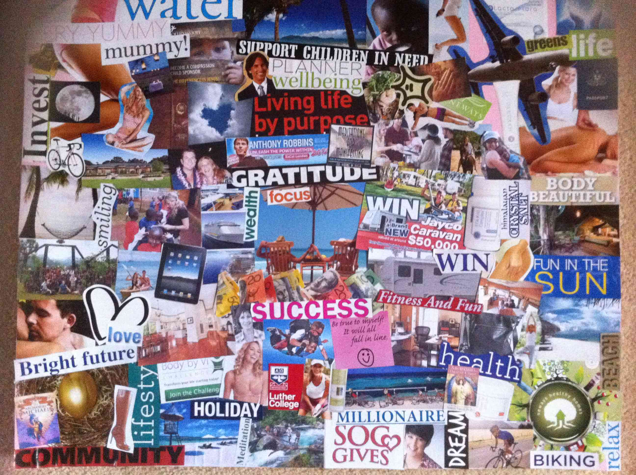 image creats dream work The reason vision boards work and how to when you create a vision board and place it in a quotes, sayings, images of places you want to go.